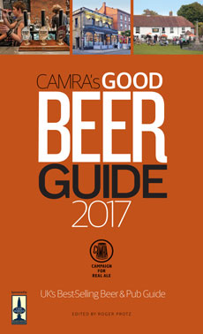 Buy your copy of the new Good Beer Guide 2016 now