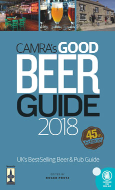 Buy your copy of the new Good Beer Guide 2018 now